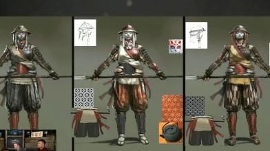 For Honor - Новые образы старых героев / Открытые лица ПК и Нобуши / Новая броня