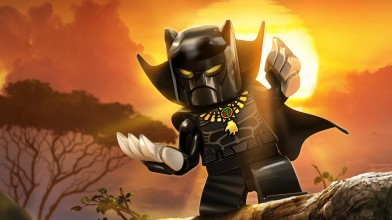 Вышло дополнение Classic Black Panther Pack