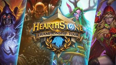 Hearthstone: выбери бойца и получи комплекты карт