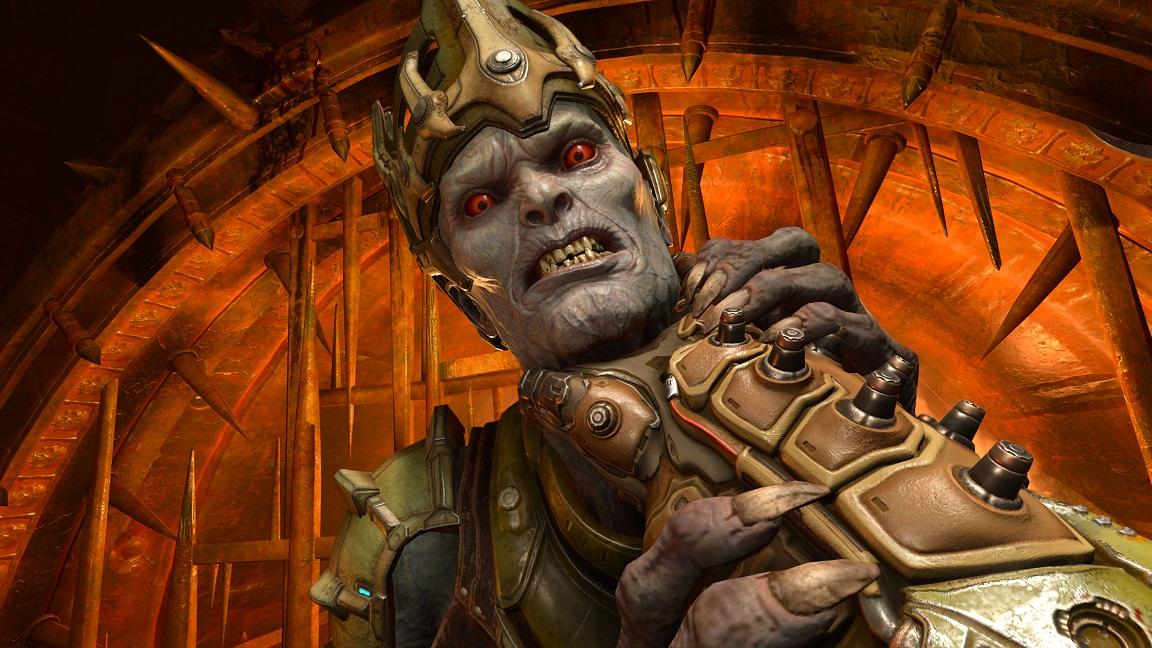 Критики в восторге от Doom Eternal