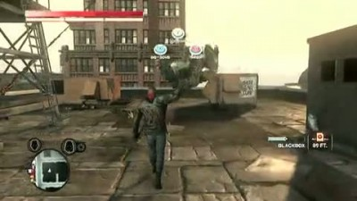 "Prototype 2 ""Strange Glitch Gameplay"""