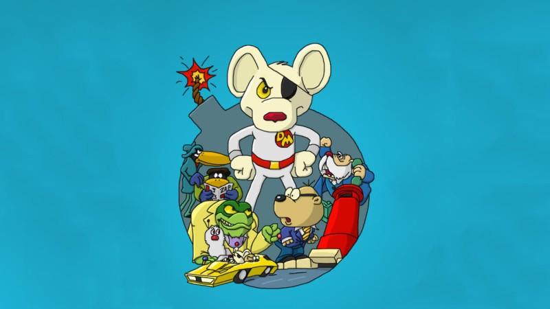 Danger Mouse, 1981