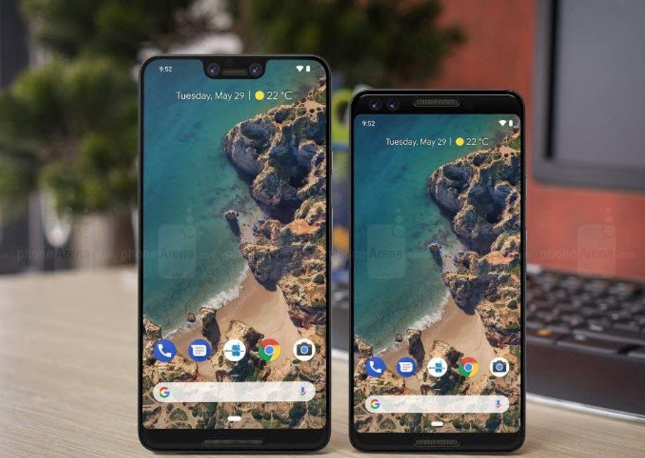 Смартфон Google Pixel 3 XLполучит вырез вэкране