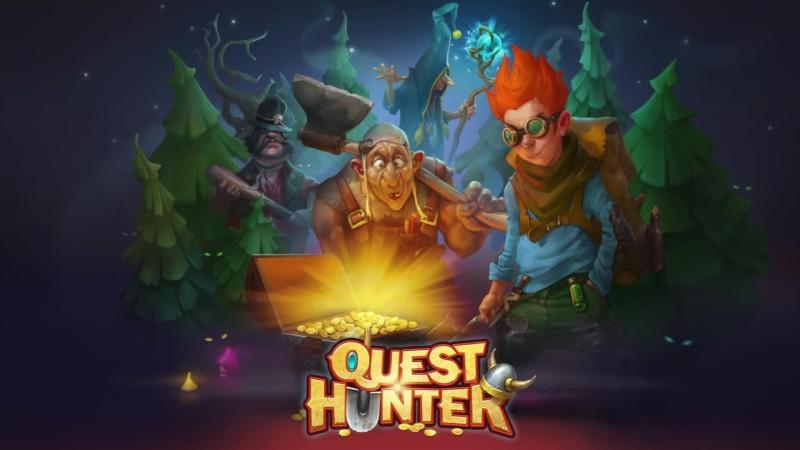 Трейлер ролевого экшена Quest Hunter