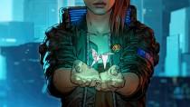 CD Projekt RED отметила ноябрь 2019-го артом Cyberpunk 2077