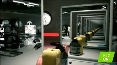 NVIDIA как визуально меняется Atomic Heart с технологией трассировки лучей