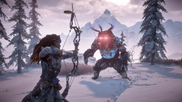 Дополнение The Frozen Wilds для Horizon: Zero Dawn уже доступно