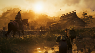 Ghost of Tsushima - разработчики при создании игры сотрудничают с настоящими самураями