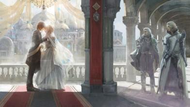 """В продажу поступила книга """"Рассвет будущего"""", которая ознаменовывает конец История Final Fantasy 15"""