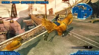 """Final Fantasy XIII-2 """"Местонахождение всех Gravitation Cores"""""""
