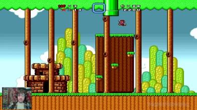 Super Mario Bros. X (v. 1.3) - 4 уровень - Ежовое нашествие (прохождение на русском)