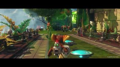 """Ratchet & Clank """"новый трейлер игры """""""