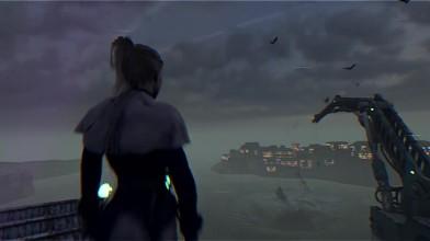 "Egress - королевская битва ""в стиле Dark Souls"""