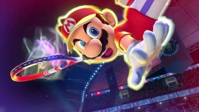 Mario Tennis Aces - трейлер онлайн-турнира до выхода игры (Nintendo Switch)