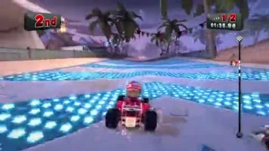 "F1 RACE STARS ""Геймплейный трейлер"""