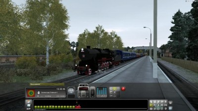 "Train Simulator 2016 ""Паравоз ТЕ-3644"""