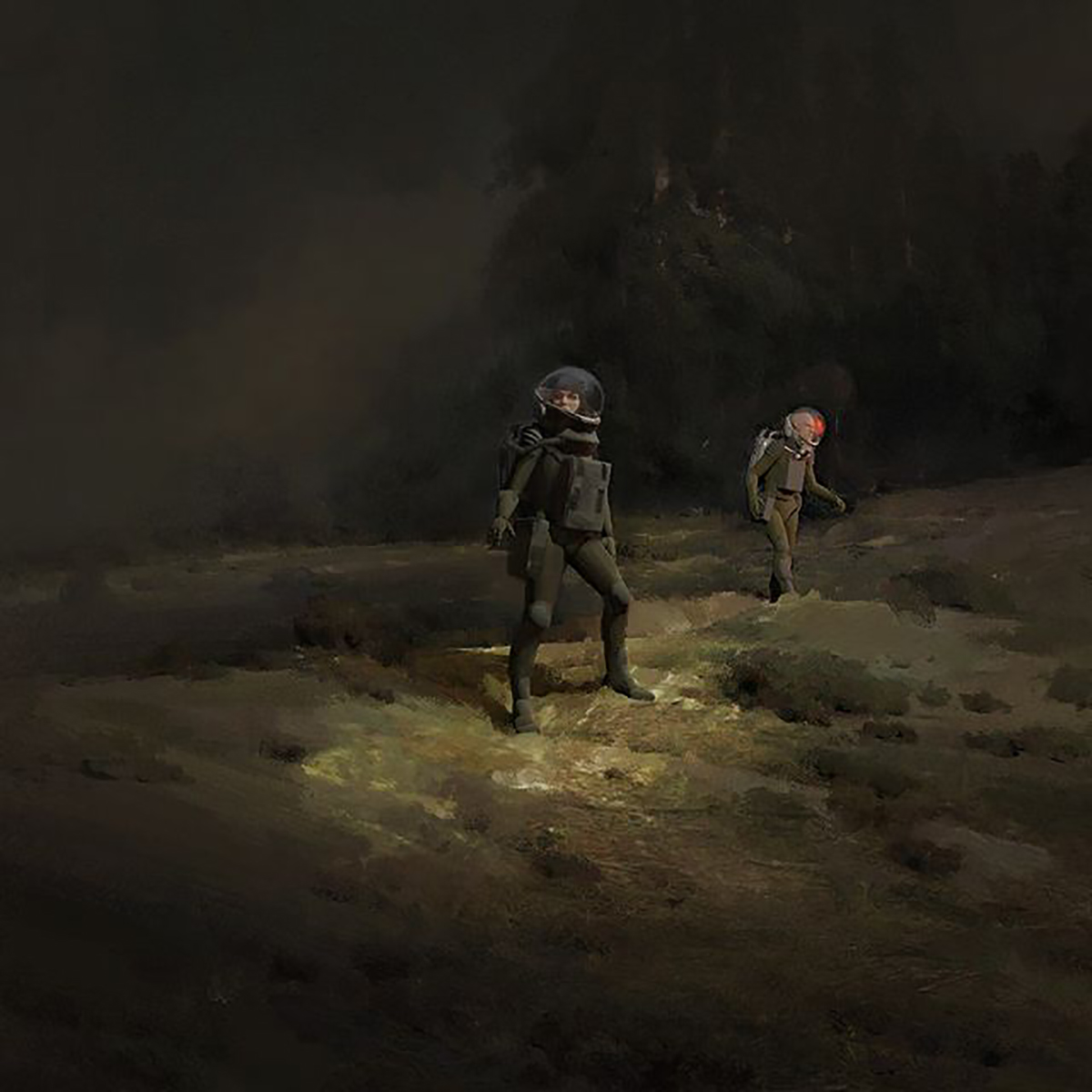 Художник S.T.A.L.K.E.R. 2 опубликовал потрясающее арты