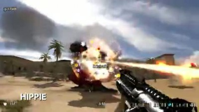 "Serious Sam 3: BFE ""Blood and Guts Option"""