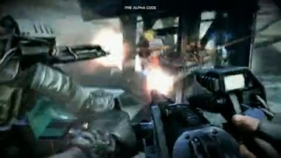 "Killzone 3 ""Air Raid Gameplay Movie"""