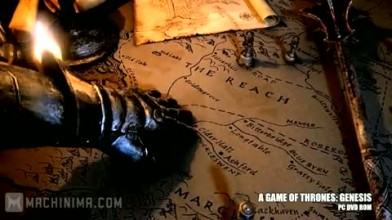 "A Game of Thrones: Genesis ""E3 2011 Трейлер"""