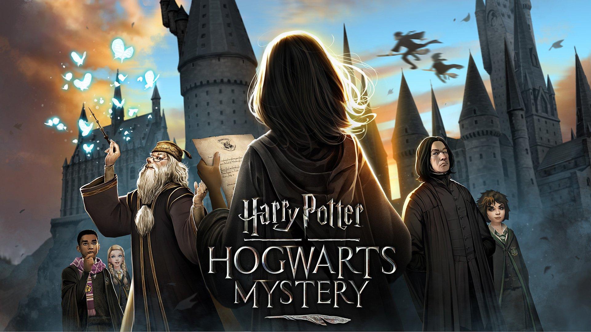 Harry Potter: Hogwarts Mystery стала самой зарабатывающей игрой Jam City