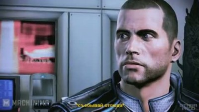 Gamer Poop_ Mass Effect 3 (#4) rus sub