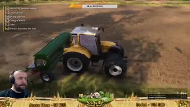 Farmers Dynasty #24 Урожай и работа в полях
