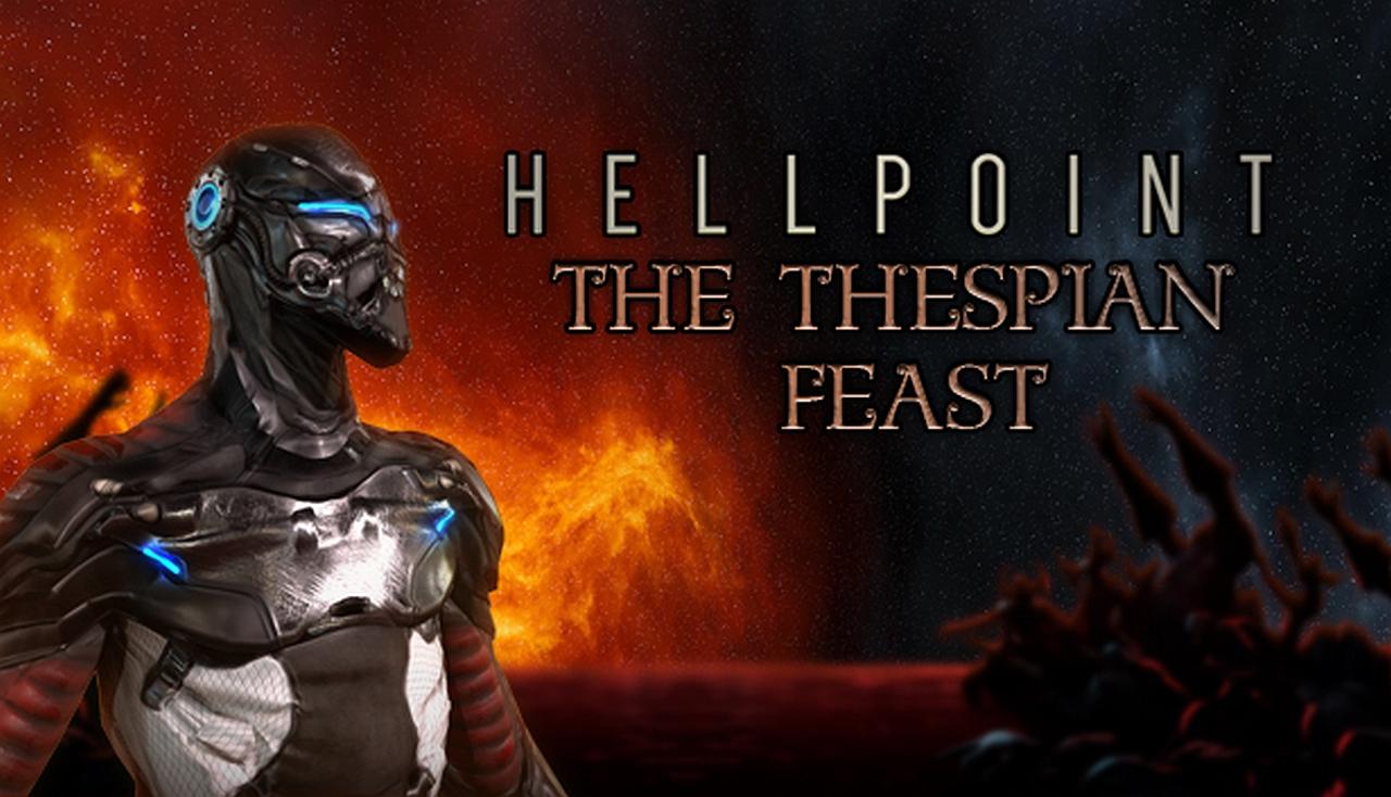 Бесплатная глава-сиквел Thespian Feast для Hellpoint стала доступна в Steam