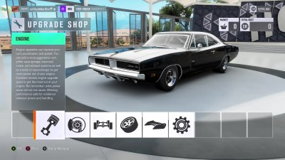 Forza Horizon 3 Maximum Upgraded Builds #1 1969 Dodge Charger R/T