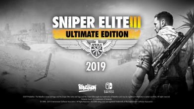 Трейлер Sniper Elite 3 Ultimate Edition