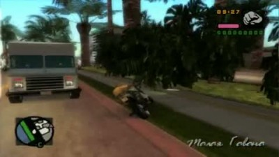 "GTA Vice City Stories ""Первая миссия (PC)"""