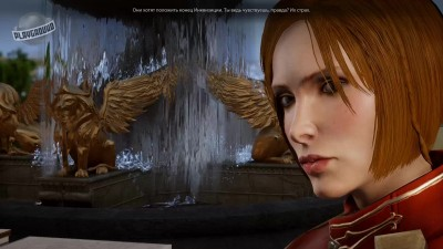 "Dragon Age: Inquisition ""DLC ""Чужак"" - прохождение. Часть 2"""