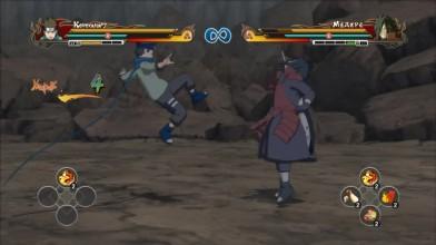 "Naruto Shippuden: Ultimate Ninja Storm Revolution ""Konohomaru vs Madara"""