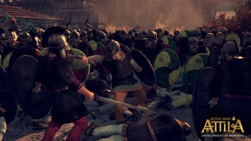 Total War: Attila - Дополнение Blood and Burning