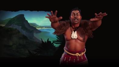 Лидер маори в Civilization VI: Gathering Storm - Купе