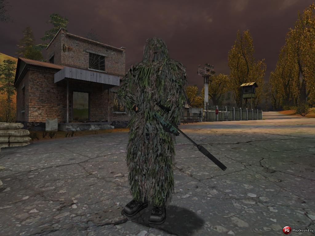 модульную картинка призрака в сталкере данный