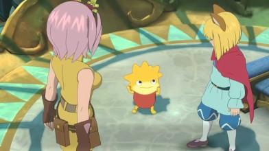 Собираемся с силами - Ni no Kuni II: Revenant Kingdom #25