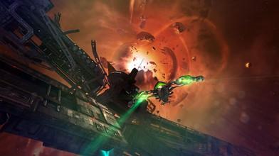 Два новых трейлера Galaxy on Fire 3 - Manticore