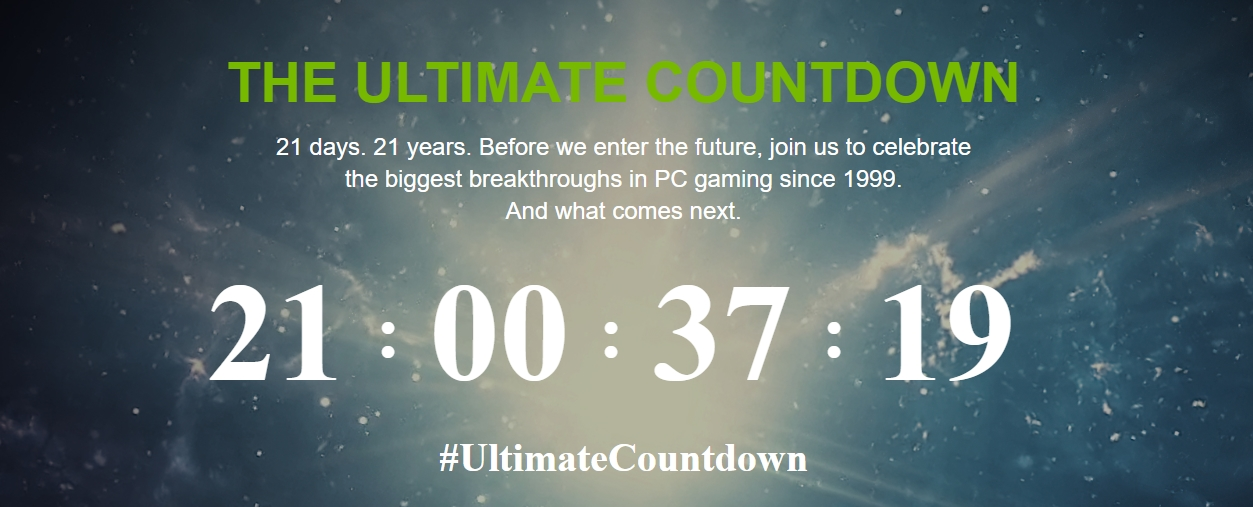 Теперь мы знаем дату анонса видеокарт Nvidia GeForce RTX 3000