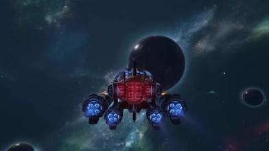 """Nomad Fleet """"PC Геймплей"""""""