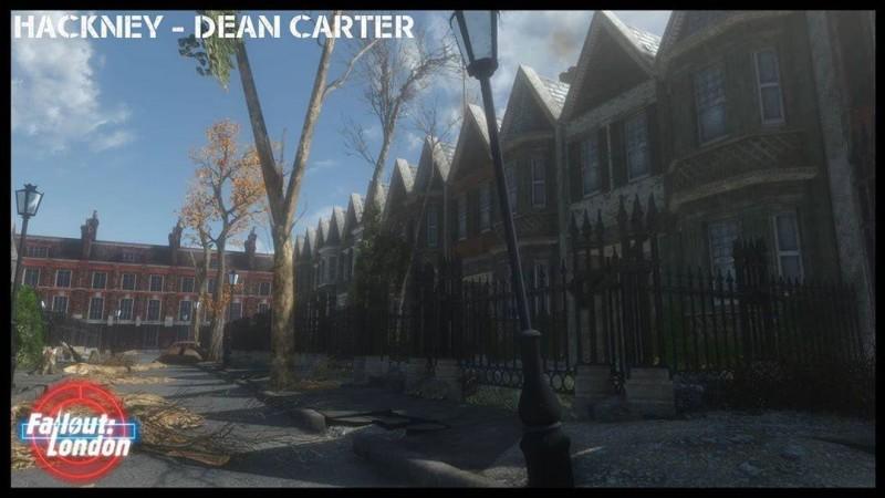 Новые скриншоты модификации Fallout London