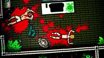 Геймплей Hotline Miami 2: Wrong Number