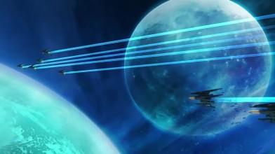 """Strike Suit Zero """"Трейлер (PS4/Xbox One)"""""""
