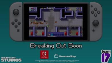 The Escapists: Complete Edition - трейлер симулятора побега из тюрьмы на Nintendo Switch