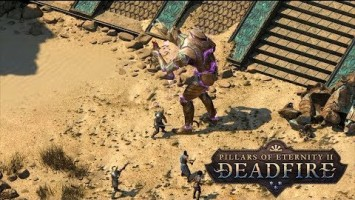 20 минут геймплея Pillars of Eternity II: Deadfire