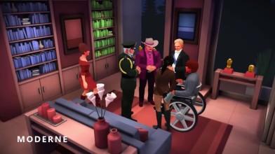 SpyParty - Выход в ранний доступ