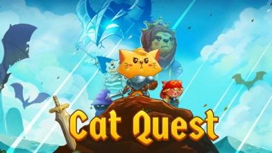 Cat Quest выйдет на PS4 и Switch ближе к концу года, а релиз в Steam состоится 8 августа