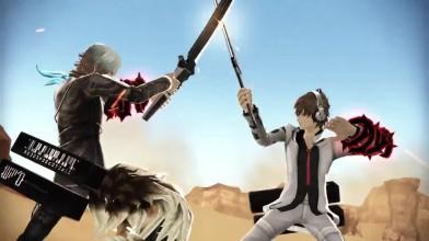 "Freedom Wars ""Сюжетный трейлер | PS Vita"""
