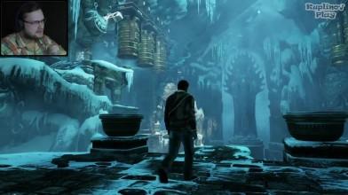 Uncharted 2: Among Thieves - огромный старый храм #9