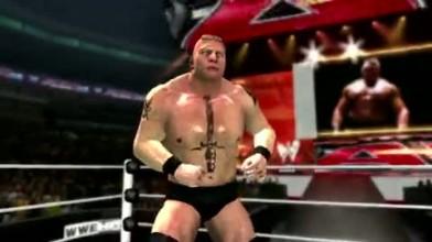 "WWE '12 ""Телевизионная реклама""."